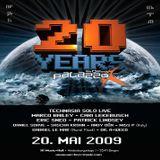 Sascha Krohn @ 20 Years Palazzo - H1 Music-Hall Bingen - 20.05.2009