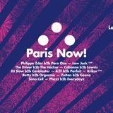 RBMA Paris & La Gaîté Lyrique Present Paris Now! (2015.11.27) : The Driver b2b The Hacker