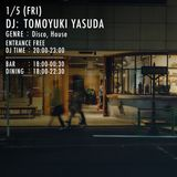 DJ Lounge 0105 TOMOHIRO YASUDA
