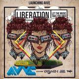 Rock The Night #5 - AVVE Live at Liberation 2014