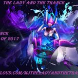 the.lady.&.the.trance..best trance mashups of 2017 mix
