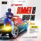 DJ MENTO HIPHOP RNB TRAP DANCE MIX 003