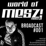 World Of Meszi - Episode #001 (2013.02.03)