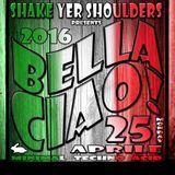 ELHOI B2B PIPER  BELLA CIAO 2016@SNEAKY PETE'S