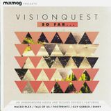 Visionquest - So Far. Cover CD for Mixmag May 2012 edition
