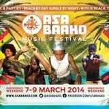 ASABAAKO mixtape #3 T-Roy [Broadcite] Jungle Party mashup selection