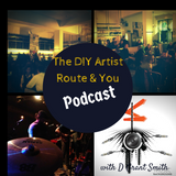 The DIY Artist Route & You Podcast-Episode 6-Liza Wisner