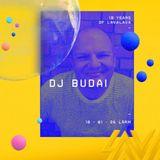Budai @ Live Lavalava 10 year Birthday Party at LARM Club 2018.01.26