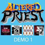 DJ Altered Priest - DEMO 1