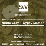 Episode 405 - Nikko Gray & Gypsy Mamba - January 28, 2017