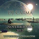 DJ Carma November Mix 2013