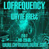 Wayne Brett's Lofrequency Show on Chicago House FM 21-01-17