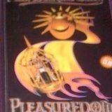PLEASUREDOME [BLACK & GOLD COVER] 1997 SIDE B BRISK