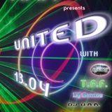 Dj Bluespark - T.F.F. pres. United 13.04.12
