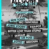 Skream b2b Lee Foss @ All Gone Pete Tong, The National Hotel Miami - 23 March 2017