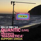 Quantic @NSJ Club Promo mix by Umoja