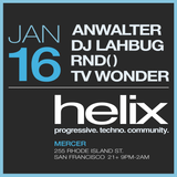 Anwalter @ Helix - January 16, 2015