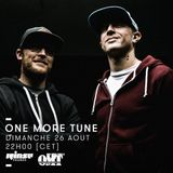 One More Tune #88 - RINSE FR - (26.08.18)