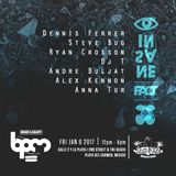 Andre Buljat - Live at Pacha INSANE & FACT, Wah Wah Beach Bar, The BPM Festival 2017 (06-01-2017)