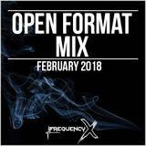 Open Format Mix - February 2018 (Latin, EDM, Reggae, Trap & More!)