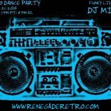 Retro Dance Party LIVE 02.21.2015 on Renegade Retro <renegaderetro.com>