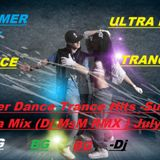 Super Dance Trance Hits -Summer Ultra Mix (Dj MsM RMX ) July 2017