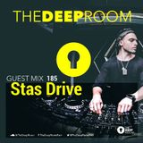 The Deep Room : 185 - Guest mix by Stas Drive