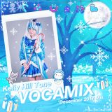 Kelly Hill Tone - ★ VOCAMIX ★ Special XMAS Selection - December 2017 Mix