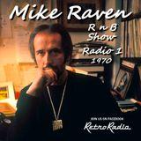 Mike Raven R n B Show - Radio One - late 1970