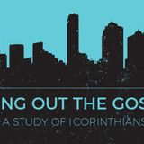Living Out The Gospel - Taking a Stand - Audio