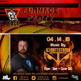 FURNACE Party Live at the Cuff Seattle Tribal Dance 04.18