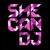 "Marien Baker for ""SHE CAN DJ"" - www.shecandj.es"