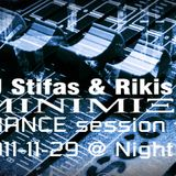 Feel IT (Stifas & Rikis MiniMIX, TRANCE session, 2011-11-29 @ Night)