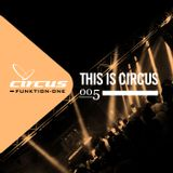 This is Circus 005 // Steezy Box & MC J-Seven // Hip Hop XROOM