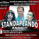 "Standapeando Ando - ""Tarde o Temprano"" Radio Mitre Tandil 93.1"