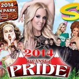 Official Swansea Pride Warm Up 2014