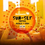 Metha @ Be Massive Corvin Club Sun set (part I)