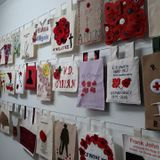 Faversham WWI bunting project
