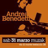 Live at Muzak, Roma @ MinimalRome night / 31.03.2012