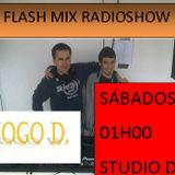 FLASH MIX - DIOGO D. RADIOSHOW - 24 OUTUBRO 2015 - ÚLTIMO EPISÓDIO