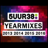 5UUR38 Yearmix 2013-2014-2015-2016