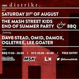 Damox - Distrikt - 310813 - End of Summer Party