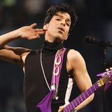 """""""On The Couch,  """"Little Red Corvette""""  & """"Sometimes It Snows In April"""" Staples Center 2004"""