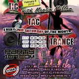 Tic Tac Trance #134 with Martin Mueller