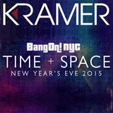 DJ Kramer - Live @ BangOn!NYE 2015 - Brooklyn, NY