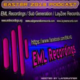 EML Recordings Easter 2013 Podcast (Multi Label Podcast)
