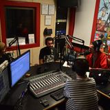 melisma radio hour with guests astro nautico on WMFO 91.5
