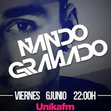 Nando Granado - Live Set @ Imperfect Music UNK FM (06-06-14)