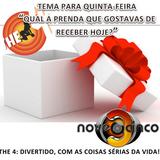 The 4 nove3cinco - QUINTA 10 JULHO2014