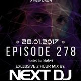 NextDj GuestMix - Soundtraffic 28.01.2017